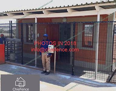 Proyecto para Sudáfrica
