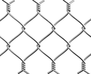 Chain Link Fence Twist Twist