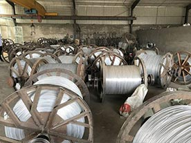Galvanized Chain Link Fence Steel Wire