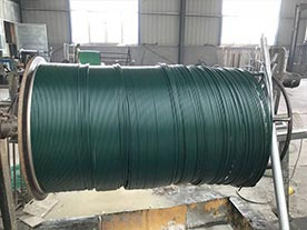 Barbed Wire PVC Coated Wire